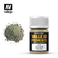 73.111 Vallejo Pigment Green Earth 35ml.