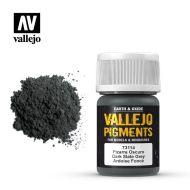 73.114 Vallejo Pigment Dark Slate Grey 35ml.