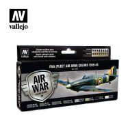 71.147 RAF & FAA Fleet Air Arm 1939-45 sæt 8 x 17ml