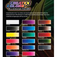Illustration Colors Color Chart