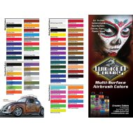 Wicked Color Chart