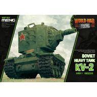 WWT-004 Soviet KV2 (Cartoon)