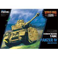 WWT-013 German Medium Tank Panzer IV (Cartoon)