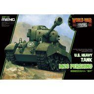 WWT-010 U.S. Heavy Tank M26 Pershing (Cartoon)