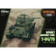 WWT-006 Soviet Medium Tank T-34/76 (Cartoon)