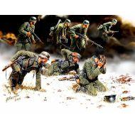 World War II era Series, German Panzergrenadiers 7 fig 1:35