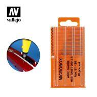 Vallejo Microbox Drill Set T01002