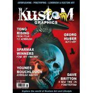 Pinstriping & Kustom Magazine nr.81