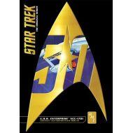 AMT Star Trek Classic U.S.S. Enterprise (50th Anniversary Ed) 1:650