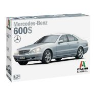 Mercedes Benz 600S 3638 (1:24)