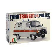 Ford Transit UK Police (1:24)