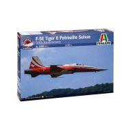 F-5E Tiger ll Patrouille Suisse 50th Anniversary 1395 (1:72)