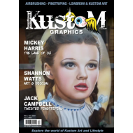 Pinstriping & Kustom Magazine nr.83