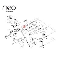 Iwata O-ring Needle Packing N1507