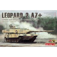 Meng German Main Battle Tank Leopard 2A7+ (1:35)