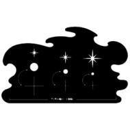 Simon Murrays B-Fast Stencil Starstruck 262852