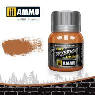 AMIG0611 Drybrush Medium Rust 40ml.