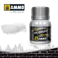 AMIG0621 Drybrush Light Metal 40ml.