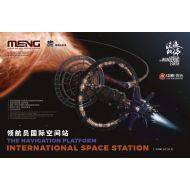 Meng The Wandering Earth The Navigation Platform International Space Station (1:3000)