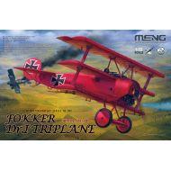 Meng QS-002 Fokker Dr.I Triplane (1:32)