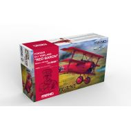 """Meng QS-002s Fokker Dr.I Triplane """"Red Baron"""" (incl.one QS-002kit and one 1/10 resin bust) (1:32)"""