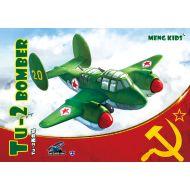 Meng mPlane-004 Tu-2 Bomber Cartoon