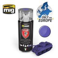 TTH107 Titans Hobby Magic Purple Matt Primer 400ml