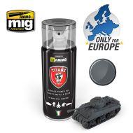 TTH112 Titans Hobby Panzergrau Matt Primer (German Dark Grey) 400ml