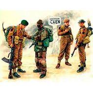 World War II era Series, British commandos 1:35