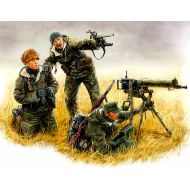 World War II era Series, German Machine-Gunners, Eastern front 1944 1:35
