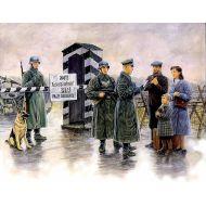 World War II era Series, Checkpoint 1:35