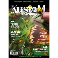 Pinstriping & Kustom Magazine nr.86