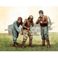 World War II era Series, Pilots of Luftwaffe 1:32