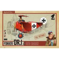 SUYATA SK-001 Fokker DR.I & Red Baron