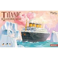 SUYATA SL-002 Titanic Seal & Iceberg Scene