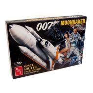 AMT Moonraker Shuttle w/Boosters - James Bond 1:200
