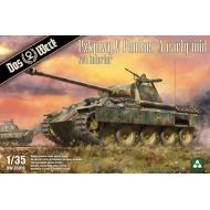 DW35010 Pzkpfwg. V Panther Ausf.A Early / Mid 1:35