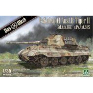 DW35013 PzKpfwg. VI Ausf.B Tiger II 1:35