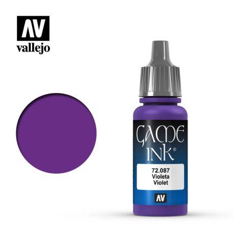 72.087 Violet Ink 17ml.