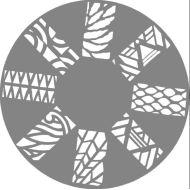 Createx Nail Stencil 262606