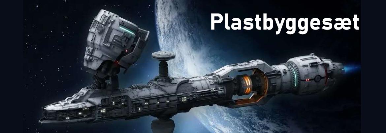 Plastbyggesæt